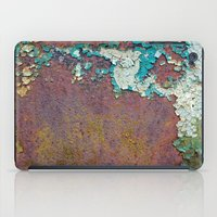 Paint mosaic iPad Case