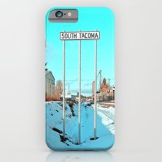 South Tacoma Winter iPhone 6 Slim Case