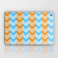 Something Fishy Zig Zag Laptop & iPad Skin