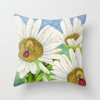 Live Your Bliss Throw Pillow