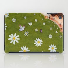 Welcome back spring! iPad Case