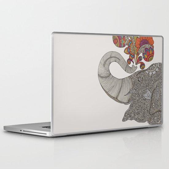 Shower of Joy Laptop & iPad Skin