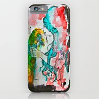 iPhone & iPod Case featuring Emo by Time To Fight Studio