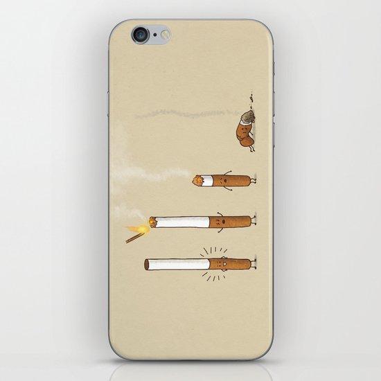 Smoking Kills iPhone & iPod Skin