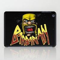 Barbarian iPad Case
