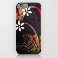 Swirly Girly iPhone 6 Slim Case