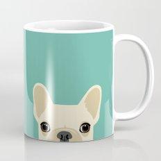 2 French Bulldogs Mug
