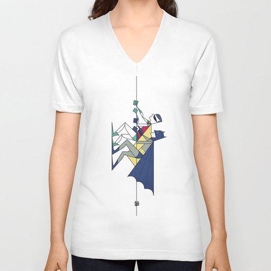 The POW! of love V-neck T-shirt