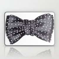 Dotted Bow Laptop & iPad Skin