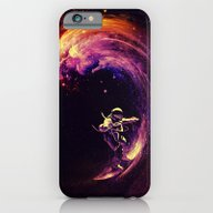 Space Surfing iPhone 6 Slim Case