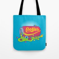 The World has Cooties Tote Bag