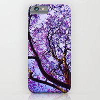iPhone & iPod Case featuring Magnolia  by Cosmic Lotus Tribe