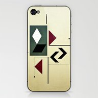 PJR/21 iPhone & iPod Skin