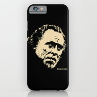 Bukowski#! iPhone 6 Slim Case