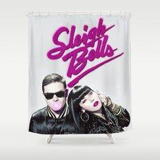 Sleigh Bells Shower Curtain