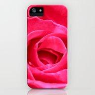 Red Velvet iPhone (5, 5s) Slim Case