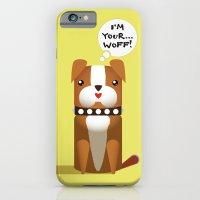 Little Boxer iPhone 6 Slim Case