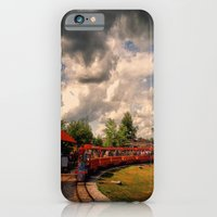 Zoo Train iPhone 6 Slim Case