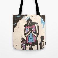 Humanimal Tote Bag