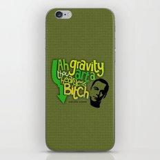 Sheldon iPhone & iPod Skin