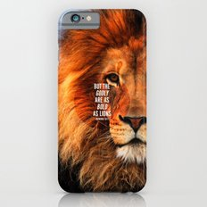 BOLD AS LIONS iPhone 6 Slim Case