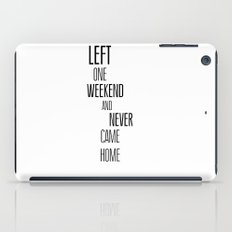 Left iPad Case
