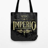 Harry Potter Curses: Imp… Tote Bag