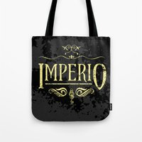 Harry Potter Curses: Imperio Tote Bag