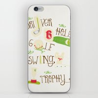 Golf  iPhone & iPod Skin