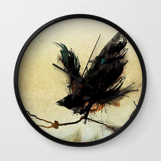 Sweet Bird Wall Clock