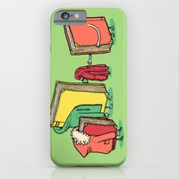 iPhone & iPod Case featuring Book Jackets by tenso GRAPHICS