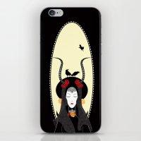 Dream of a Raven iPhone & iPod Skin