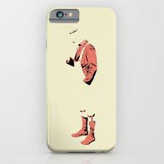 pink man iPhone 6s Slim Case