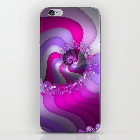 phantasmagorical illusion iPhone & iPod Skin