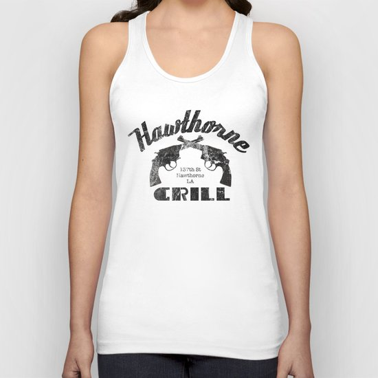 All right, everybody be cool, this is a robbery! Unisex Tank Top