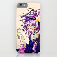 iPhone & iPod Case featuring Bonne année by Angy'art