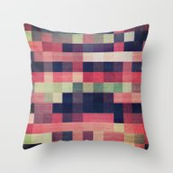 Quilt N2 Throw Pillow