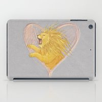 Lionheart iPad Case