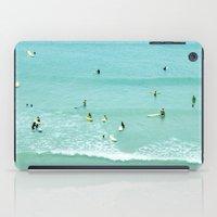 Surfing Vintage. Summer … iPad Case
