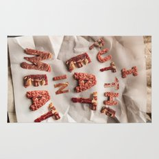 I Put the Eat in Meat Rug