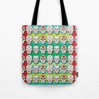 Calaveras Tote Bag