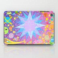 INTERSTELLAR SUNSET BREAKFAST iPad Case