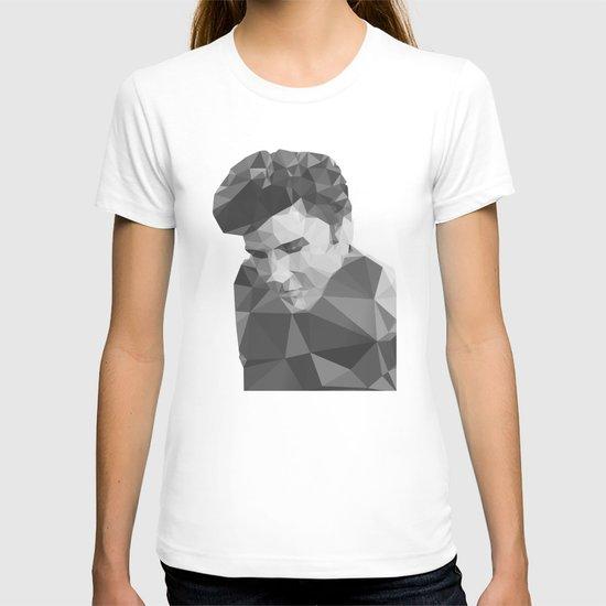 Elvis Presley - Digital Triangulation T-shirt