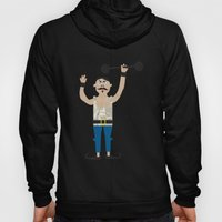 The Strongman From The C… Hoody