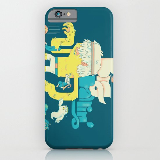 Big Ballin' iPhone & iPod Case