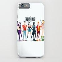 The Rocking League iPhone 6 Slim Case