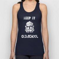 KEEP IT OLD-SCHOOL Unisex Tank Top