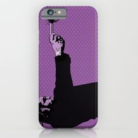 iPhone & iPod Case featuring Kittappa Series - Pink by Trevor Bittinger