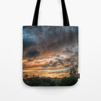 Vista (the Sky Is Source… Tote Bag