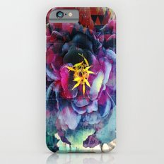 Purple Flower - Boho Slim Case iPhone 6s